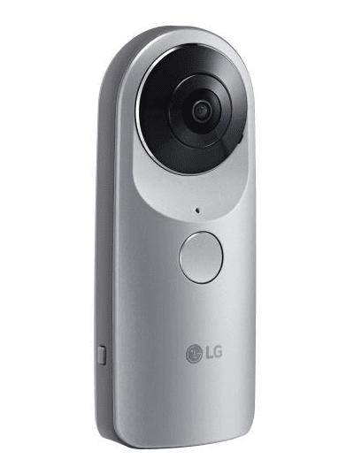 Kamera terbaik 360 derajat LG 360 CAM