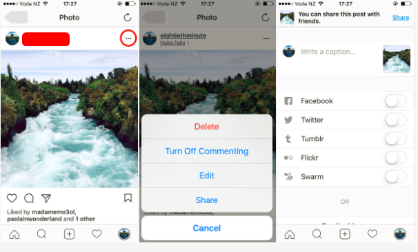 How  Do I Connect Instagram To Facebook