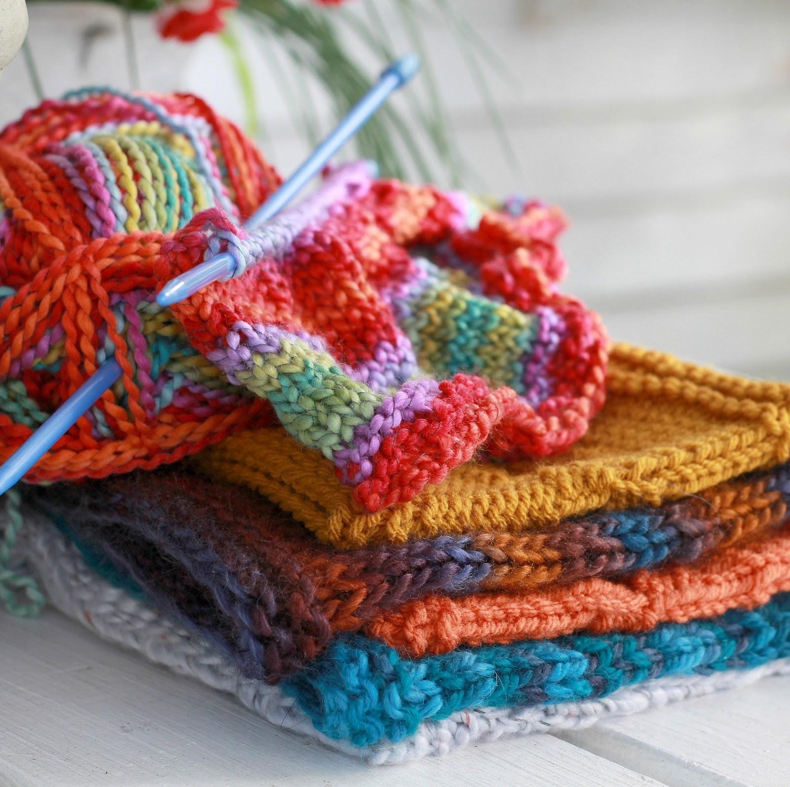 Knitted Cowl | Grateful Prayer | Thankful Heart