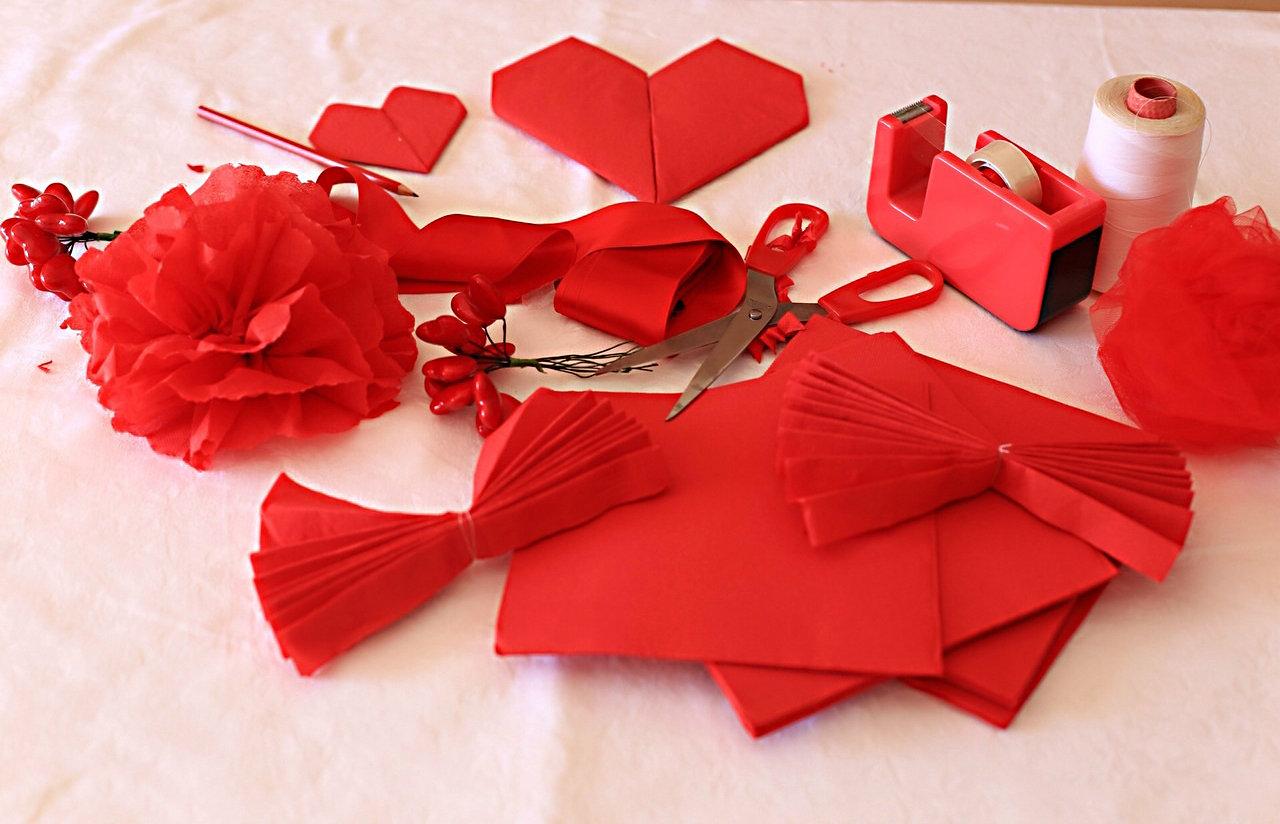 [ DIY ] Decorazioni per S.Valentino