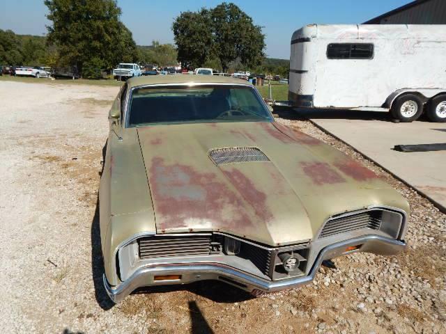 Driver 88 Craigslist Find: 1971 Mercury Cyclone GT or 1957