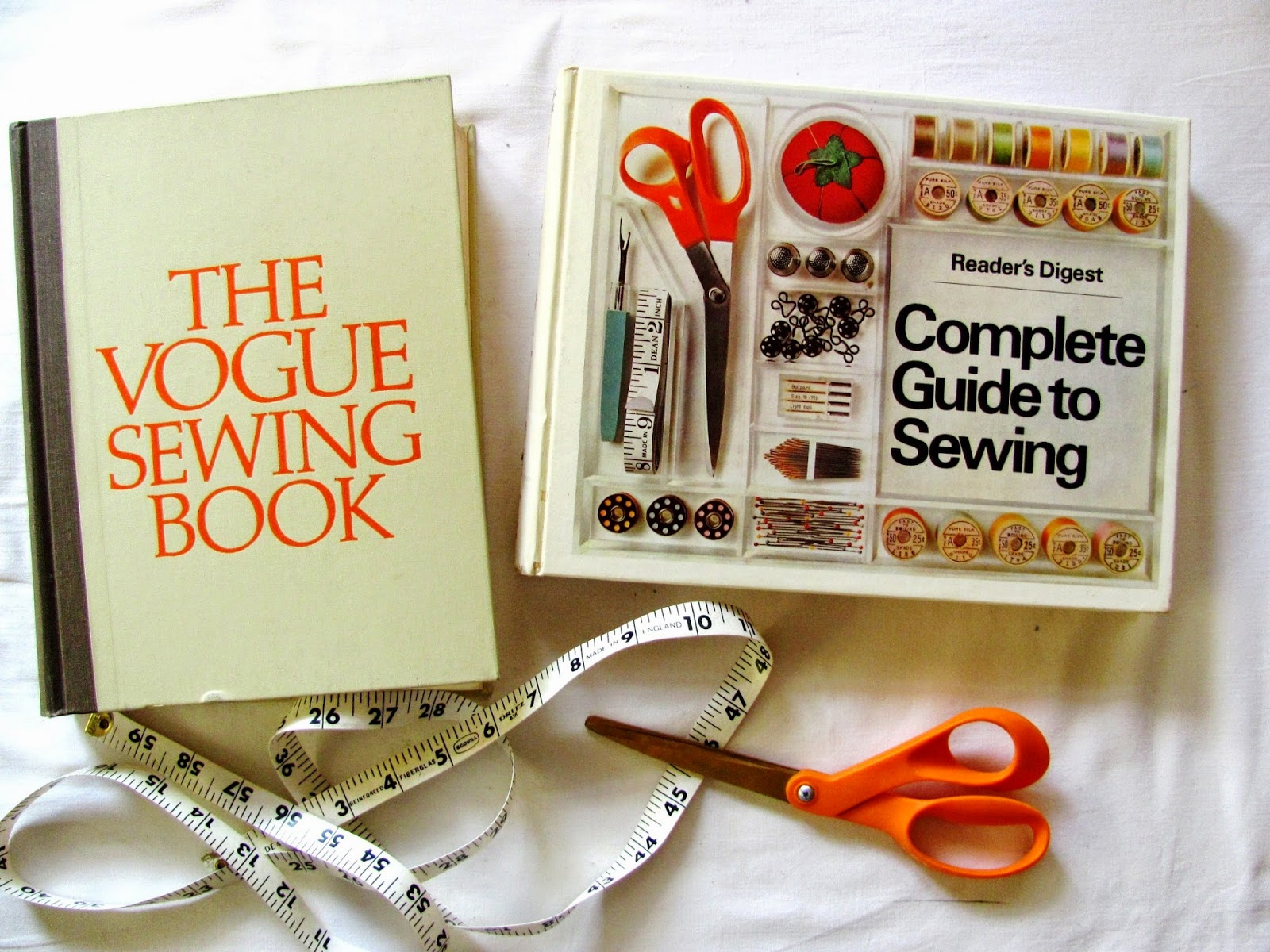 Vintage Sewing Book 39