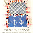 Pocket Party Pouch Test Pattern