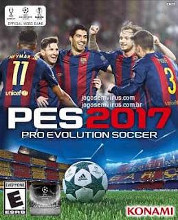Baixar Pro Evolution Soccer 2017 PS3 (ISO) Torrent, Grátis.