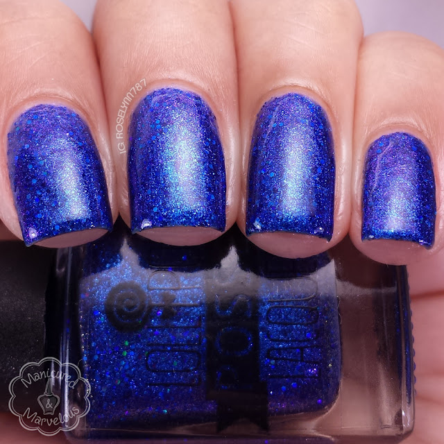 Lollipop Posse Lacquer - I Am No Bird