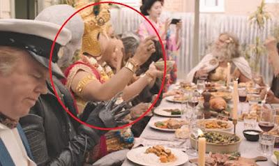 Meat & Livestock Australia, lord ganesha in meat ad, MLA Meat Company, Rajan Zed, Hindus, hindu Socity, Meat ad video MLA