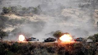 MBT Leopard TNI AD