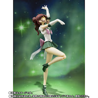 S.H.Figuarts Super Sailor Jupiter de Bishoujo Senshi Sailor Moon S - Tamashii Nations
