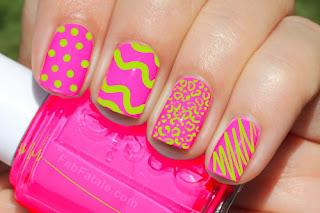 Diseños Bonitos de decoraciones en Uñas de las manos