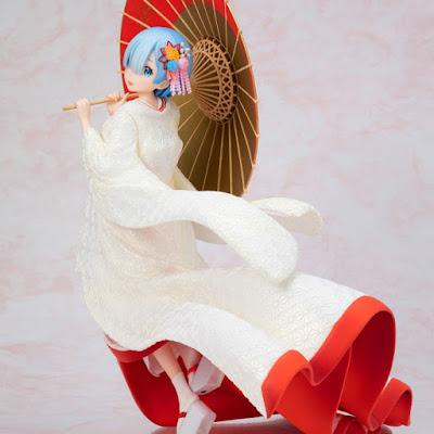 F:Nex Rem Shiromuku ver. de Re: Zero Kara Hajimeru Isekai Seikatsu - FuRyu