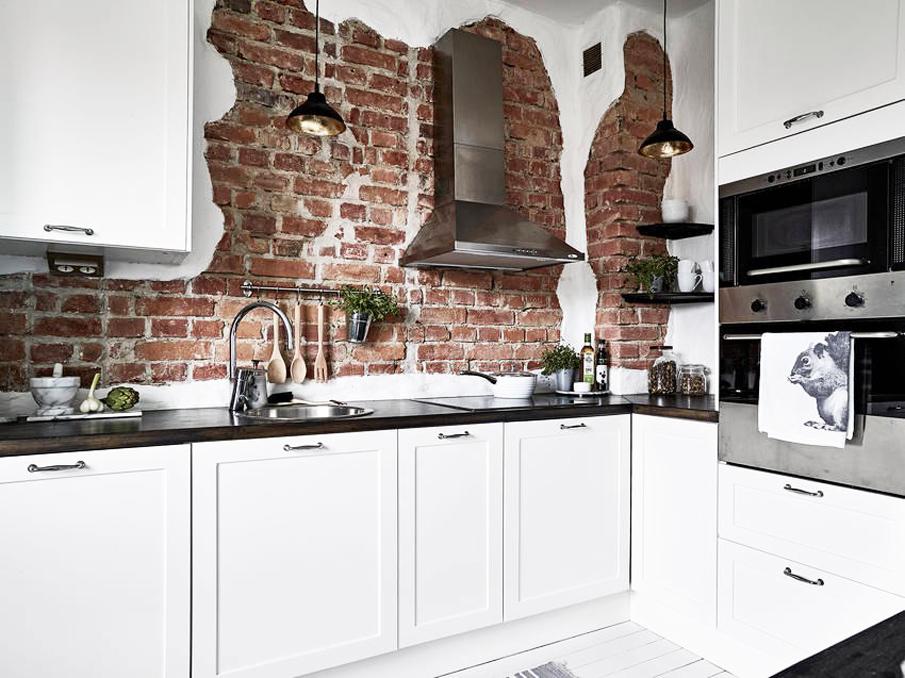 кухня кухня в скандинавском стиле северный минимализм в дизайне