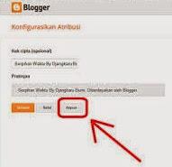 menghapus widget atribusi di blogspot