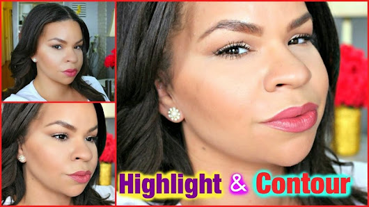 HOW I CONTOUR & HIGHLIGHT plus a GIVEAWAY