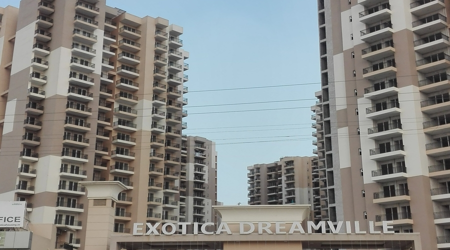 3bhk-flat-in-Exotica-dreamville-Noida-Extension