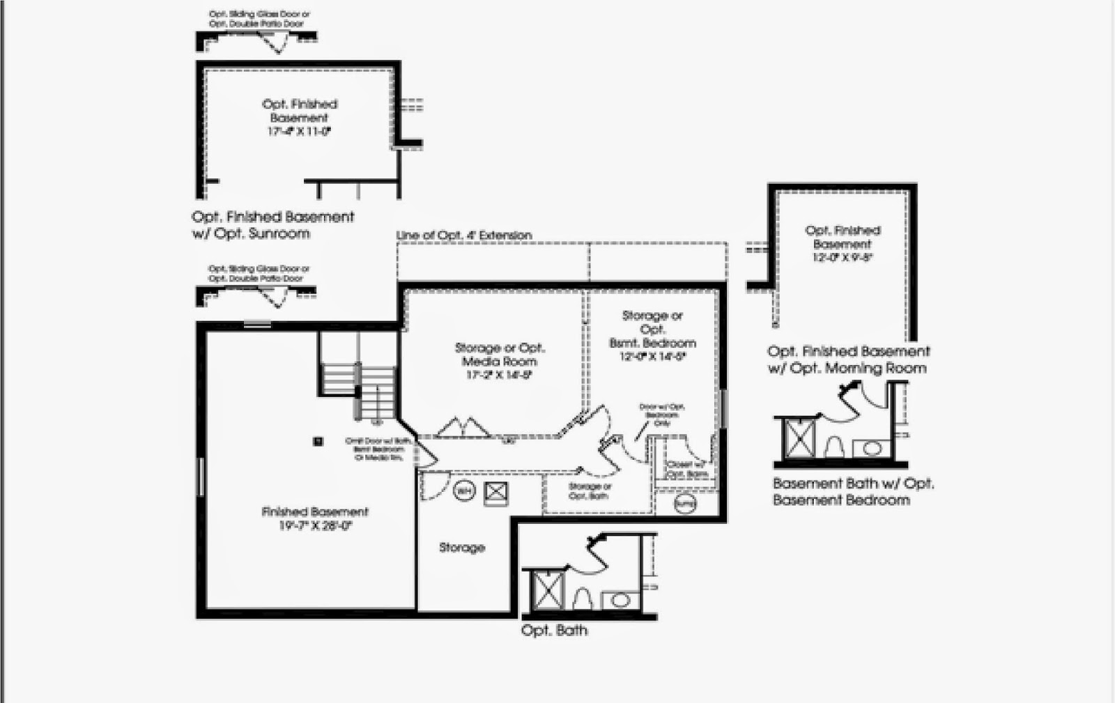 Oberlin Floor Plan Ryan Homes Home Photo Style