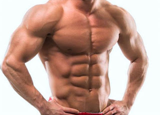 cara membuat badan kekar, berotot dan atletis