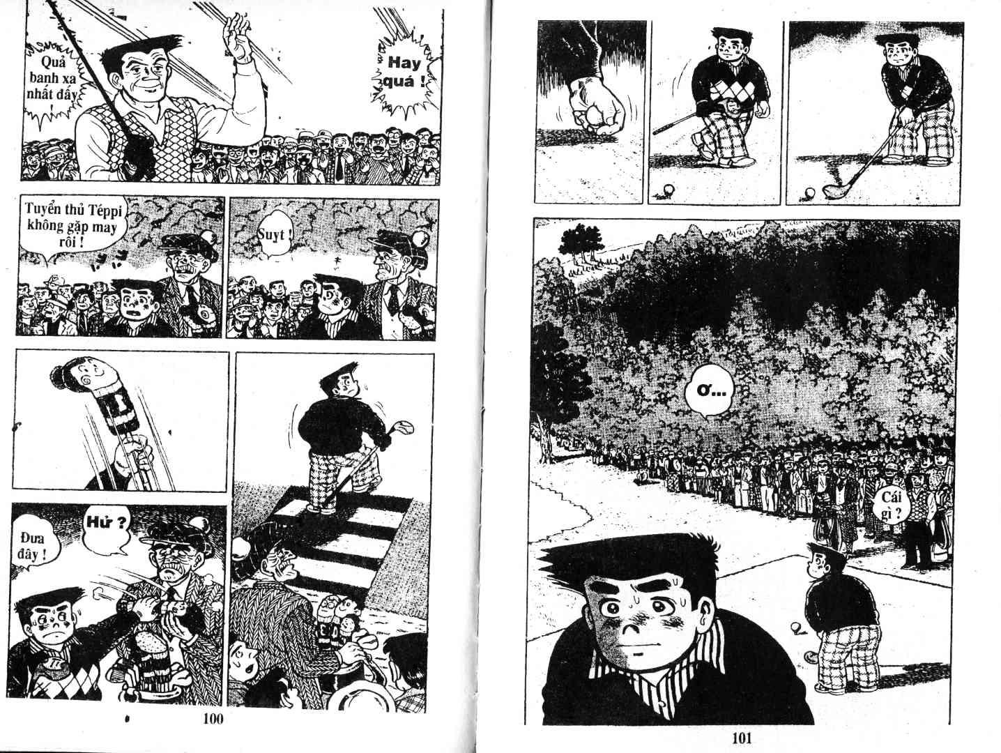 Ashita Tenki ni Naare chapter 52 trang 49