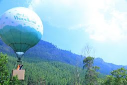 Explore Wisata di Lembang Bandung Ala Backpacker