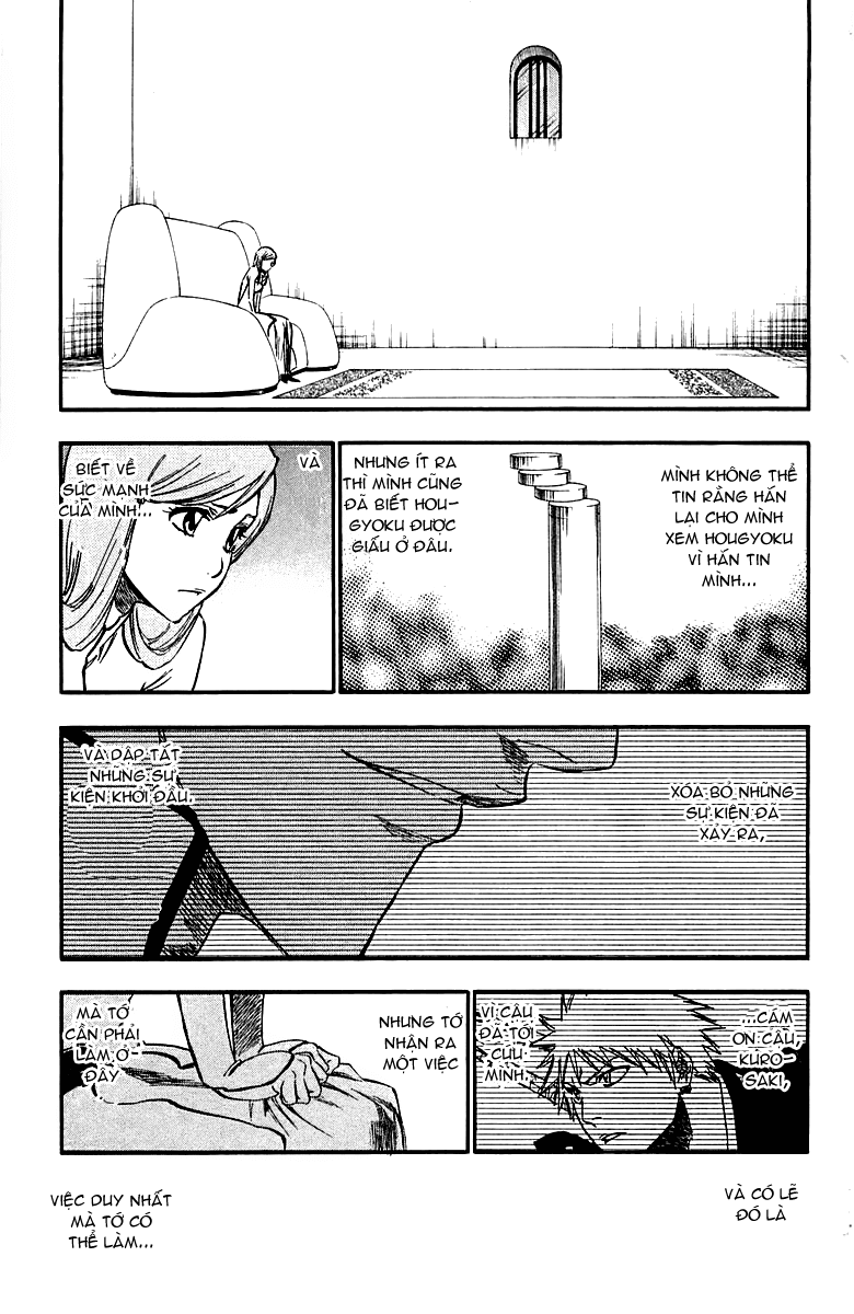 Bleach chapter 249 trang 18