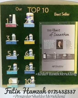 Top-10-best-seller-shaklee