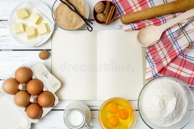 Resepi Sponge Cake