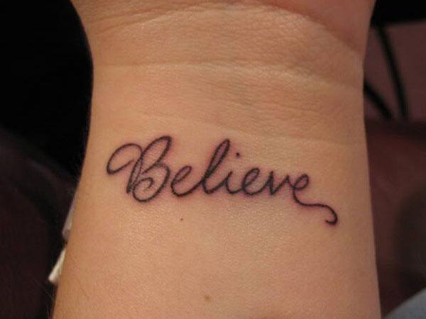 Tattoo Tulisan Di Tangan Tattoo Design