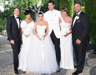 Is There a marriage Dress for Kim Kardashian?