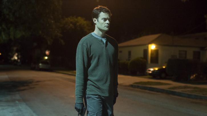 Barry - Promos, First Look Photo, Featurette, Episodic Press Release + Premiere Date