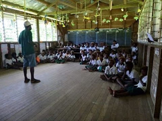 Conservation NGO delivers food security training to islanders in PNG