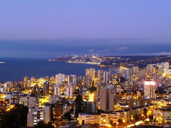 Roteiro de carro de São Paulo até Viña del Mar no Chile