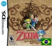 Legend of Zelda - Phantom Hourglass