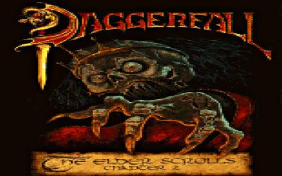 The Elder Scrolls: Daggerfall - Jeu de Rôle sur PC