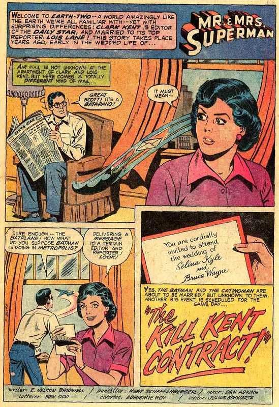 Image result for Mr. & Mrs. Superman
