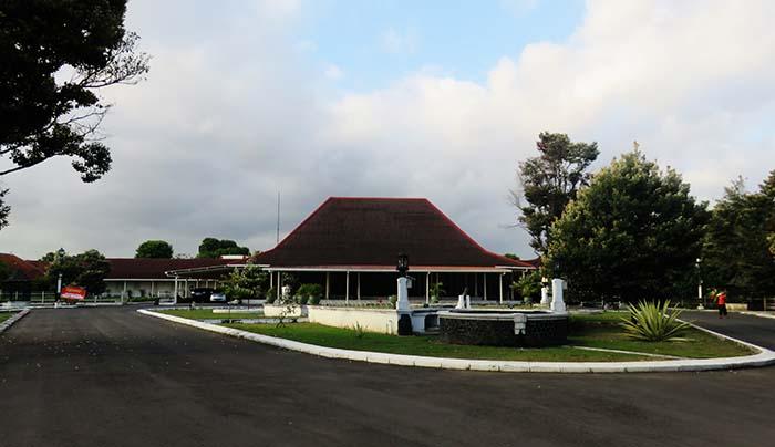 Halaman Puro/Istana Pakualaman