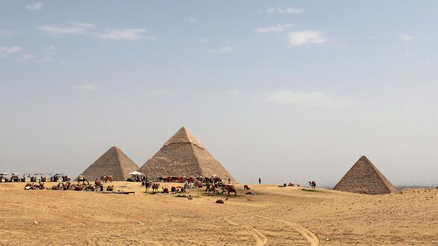 Descubren el truco utilizado por los egipcios para alinear las pirámides con tanta precisión