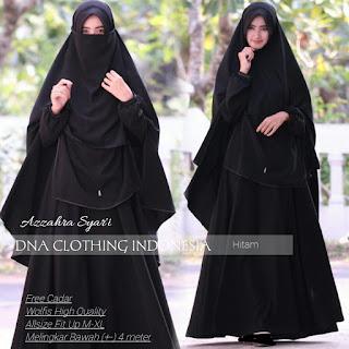 Azzahra Syar'i DNA Hijab