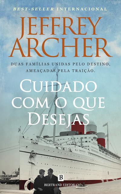 jeffrey archer, books, bertrand, romance