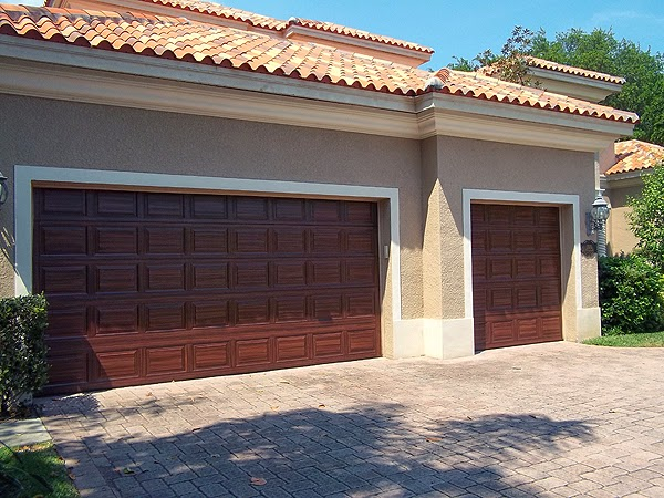 paint your garage door.