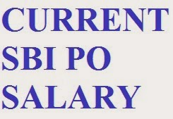 SBI PO SALARY PAY SCALE