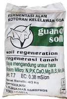 GUANO SOIL