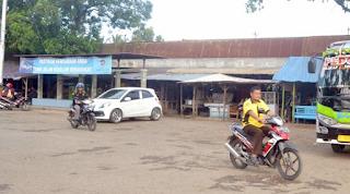 Pasar Adipala Pindah, Pedagang Pasar Adipala Cari Lokasi Jualan Baru