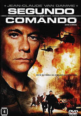 Freakin' awesome network | jcvd podcast episode 24: second in command.