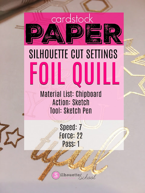 cameo 4, silhouette cameo 4 review, cameo 4 tools, foil quill, silhouette tool adapter
