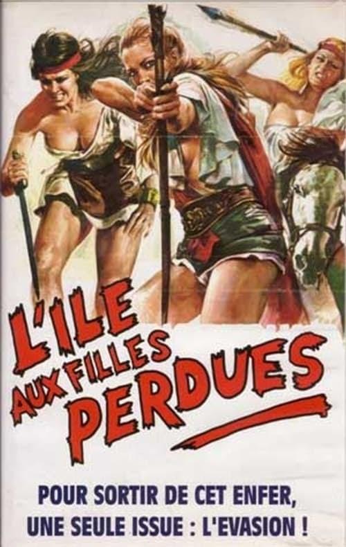 Le prigioniere dell'isola del diavolo 1962 日本語 映画 無料