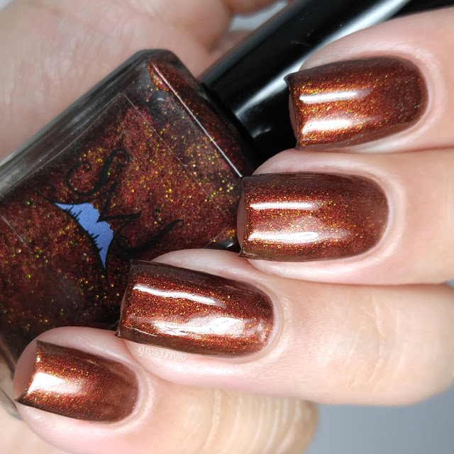 Smokey Mountain Lacquer - Ring of Fire