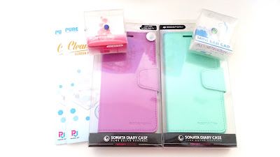 Sonata Diary phone cases