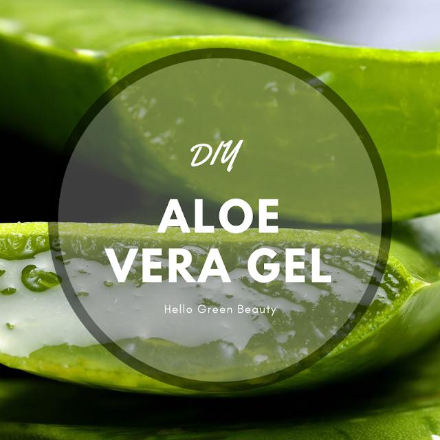 DIY: Soothing Aloe Vera Gel