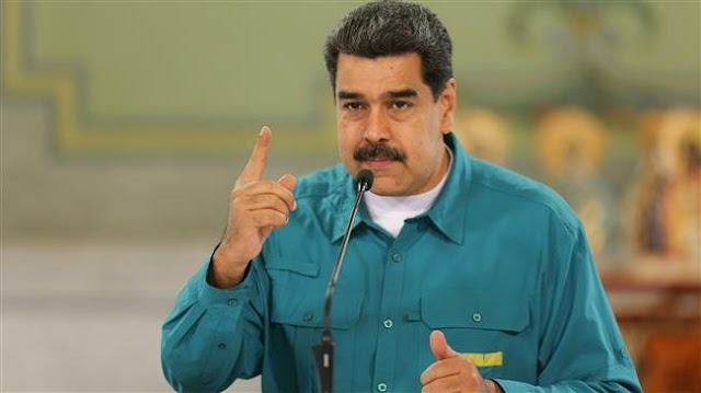 Venezuelan President Nicolas Maduro slams US Vice President Mike Pence for urging UN Security Council to recognize Juan Guaido as new president
