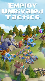 Tribes At War Apk Data Obb - Free Download Android Game