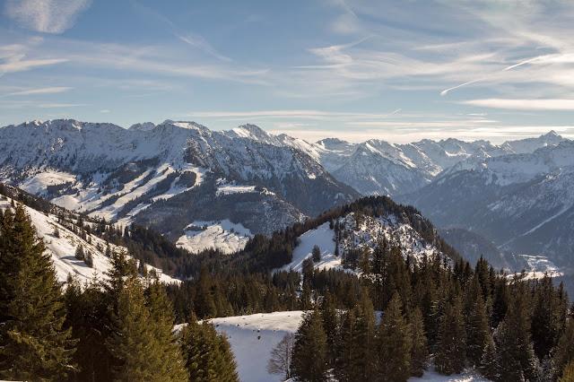 Schneeschuhtour tiefenbacher eck bad hindelang allgäu 09